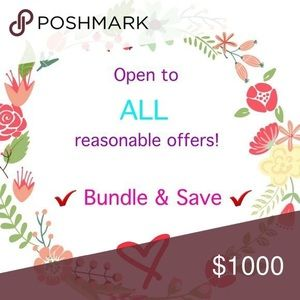 Other - Like it? Make an offer 💕 bundle and save 10%